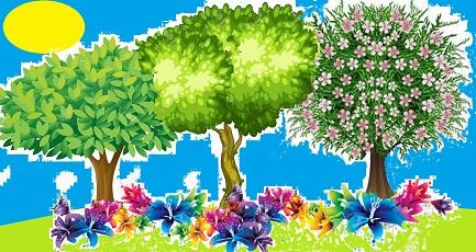 treesflowers